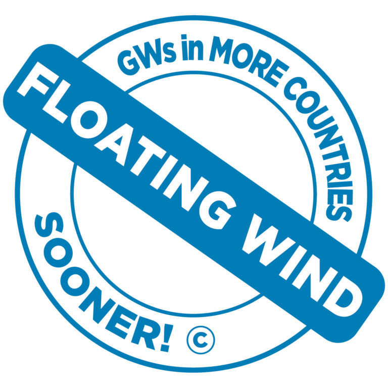 Floating Offshore Wind Committee Logo (Stamp)